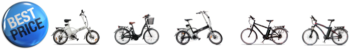Best Price Electric Bikes Guarantee from Electric Bike Store